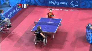 Baixar Table Tennis Women's Singles 1-2 Gold Medal Match - Beijing 2008 Paralympic Games