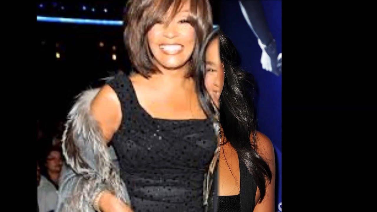 Whitney Houston Hairstyles Whitney Houston Count On Me Youtube