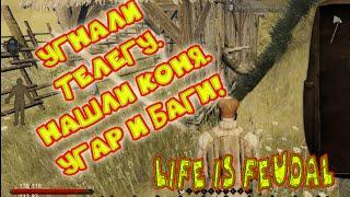life is feudal  Разбойники Ferrum и Сэм