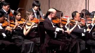 Joaquin Rodrigo - Fantasia para un gentilhombre, 2nd movement - Leo Phillips, Conductor