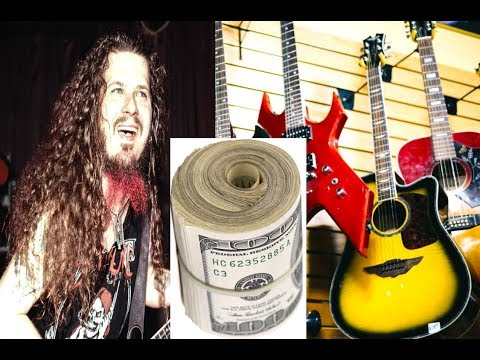 Pawn Shop Hopping w/DIMEBAG DARRELL (From The Art of Life Podcast)