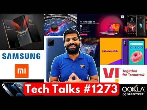 Tech Talks #1273 – Samsung Beats Xiaomi, Vi Fastest, Yahoo Phone, Online Gambling, Galaxy Z Fold 3