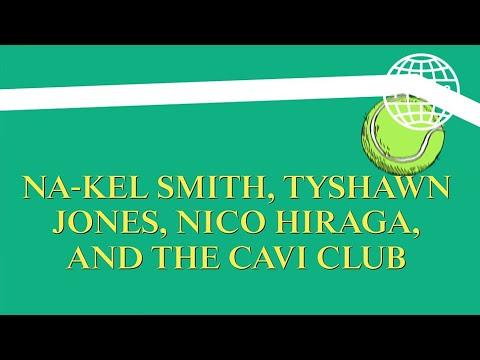 IC3: Na-Kel Smith, Tyshawn Jones, Nico Hiraga, Cavi Club