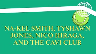 IC3: Na-Kel Smith, Tyshawn Jones, Nico Hiraga, Cavi Club