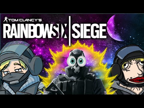 The most Random Game Ever - Rainbow six siege funny moments