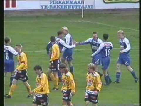 Tampere United - kausikooste 2003