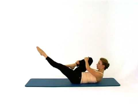 Beginners Pilates Carvell Fitness DVD