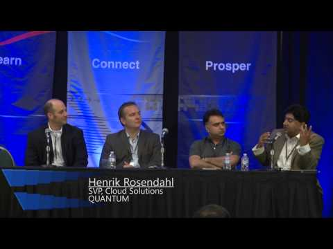 TiEcon 2014: Cloud Infrastructure: Is Converged Storage the Next Wave