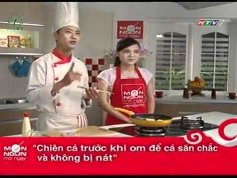 MON NGON MOI NGAY - CA BASA OM SOT MAYONNAISE