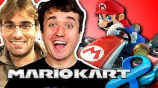 O FINAL MAIS ÉPICO DA HISTÓRIA! - Mario Kart 8 (Wii U)