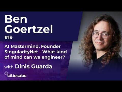 Interview Ben Goertzel AI Mastermind, Founder SingularityNet – What kind of  mind can we engineer?