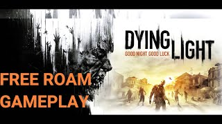 Dying Light Free Roam Gameplay (Ps4)