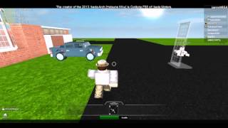ROBLOX: Coal Wood Nation -Recorded Document 8/3/14