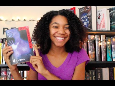 Underrated Reads: Unwind By Neal Shusterman