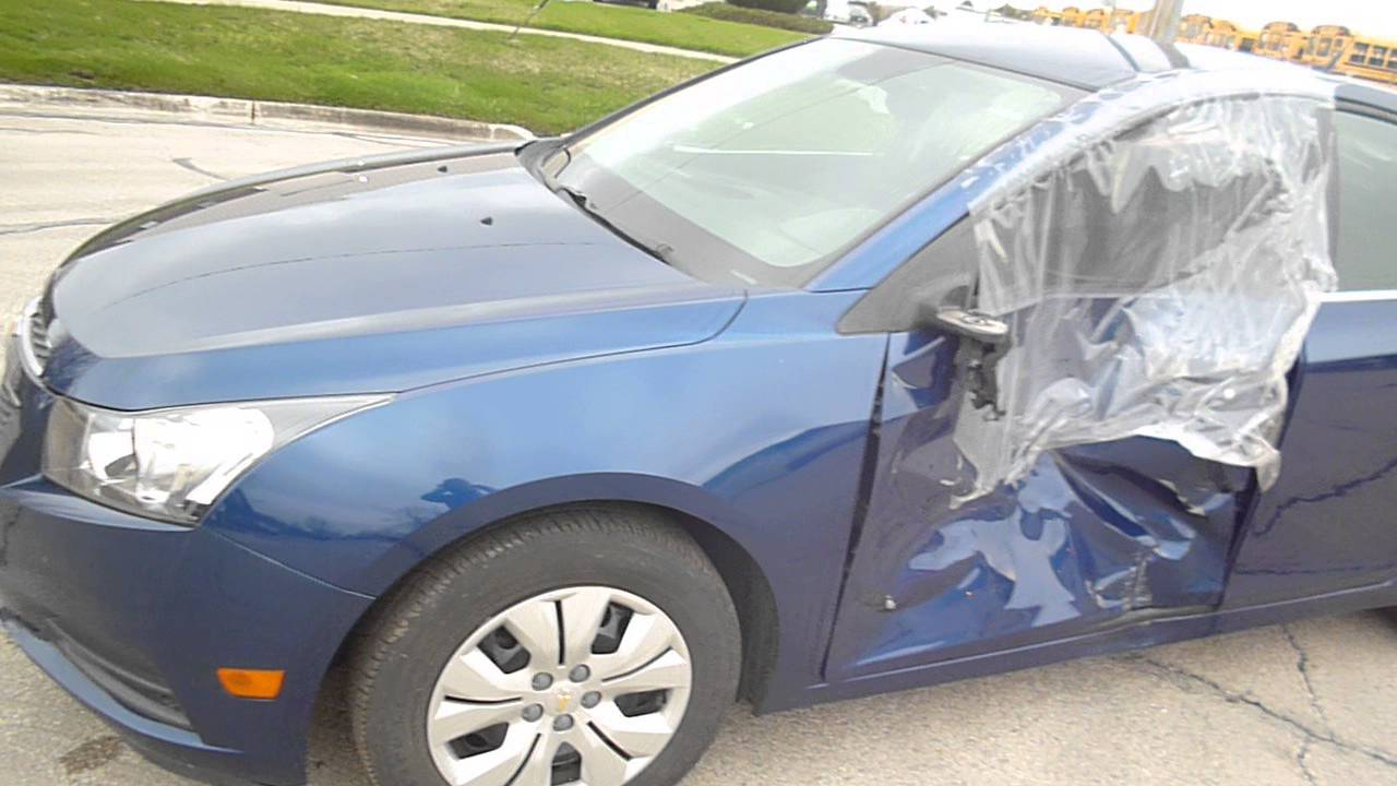 2012 Chevy Cruze 45K miles repairable salvage car for sale by ...