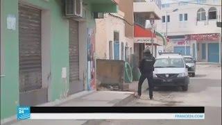 """مقتل أربعة عناصر أمن وعنصرين """"إرهابيين"""" في ولاية تطاوين التونسية"""