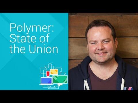 Polymer: State Of The Union - Chrome Dev Summit 2014 (Matt McNulty)