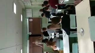 Первый открытый урок Школы Дела в средней школе в Ярославле