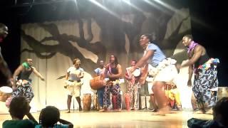TITAMBE WEST AFRICAN DANCE ENSEMBLE, GHANA