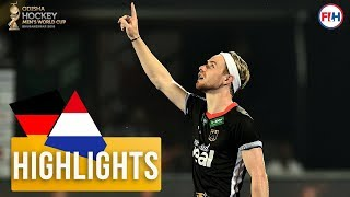 Germany v Netherlands | Odisha Men's Hockey World Cup Bhubaneswar 2018 | HIGHLIGHTS