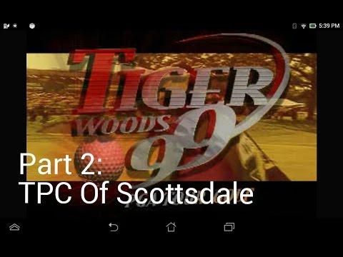 Tiger Woods PGA Tour Golf '99 Gameplay #2