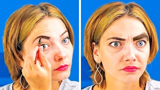 25 BEAUTY HACKS THAT'LL SAVE YOU FROM AWKWARD SITUATIONS