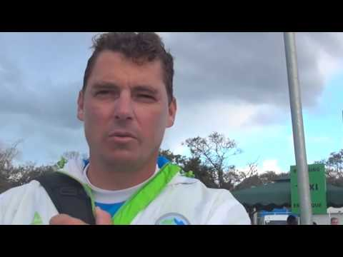 Rio 2016 Day 3 - Interview with second place overall Vasilij Zbogar