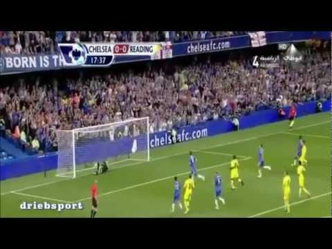 All Chelsea Goals in season 2012-13 (Part1)