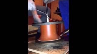 Изготовление раскрыва фланца 160 трубы(Весь процесс проходит около 10 минут, но мы ускорили для удобства просмотра., 2015-11-10T17:57:59.000Z)