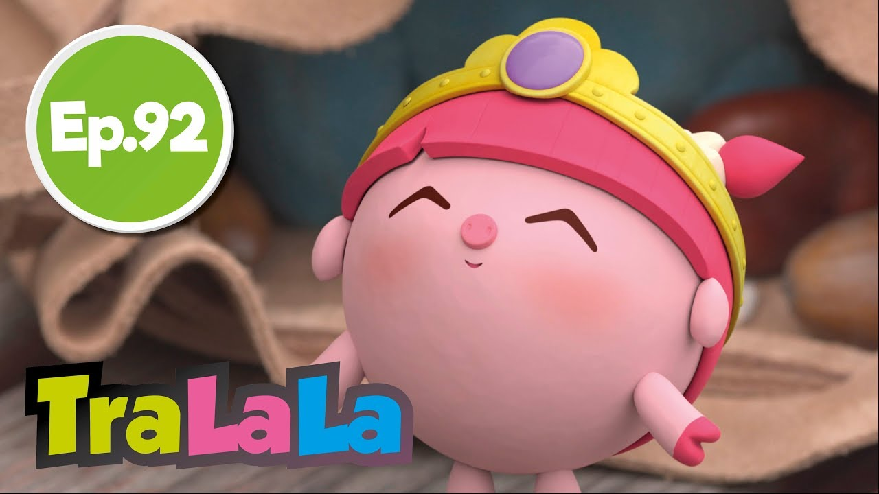 BabyRiki - Prințesa (Ep. 92) Desene animate   TraLaLa