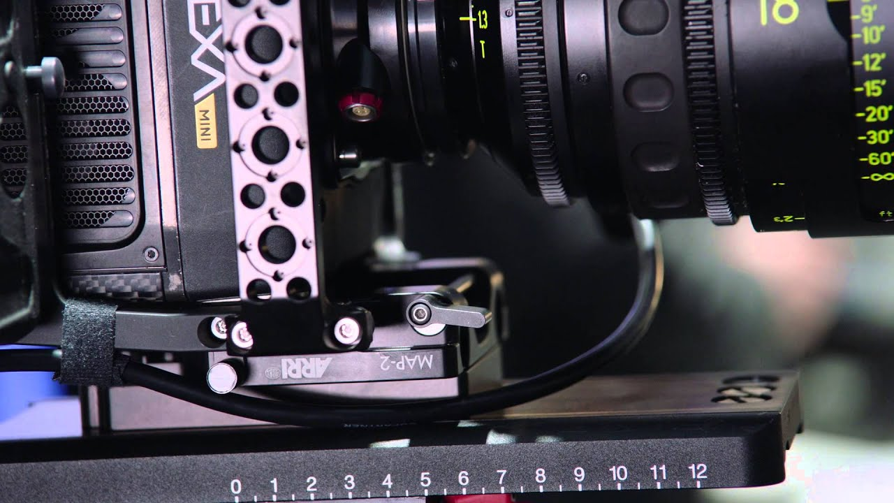 NAB 2015: ARRI ALEXA Mini - YouTube