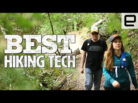 Best Hiking Tech