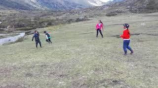 Niños Hablando Quechua