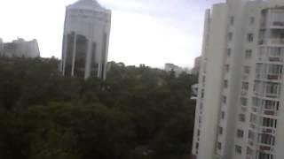 Видео с веб-камеры. Дата: 16 июня 2013г., 8:49.(Одесса, ливни, дождь, лето одесса, панорама одесса,, 2013-06-16T05:51:52.000Z)
