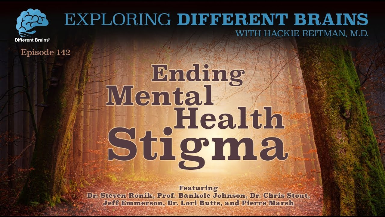 Ending Mental Health Stigma Edb 142 Youtube