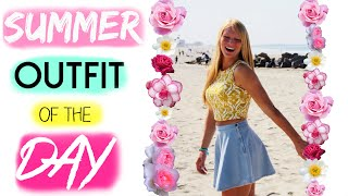 Summer OOTD ❀ | BeautybyBlaire Thumbnail