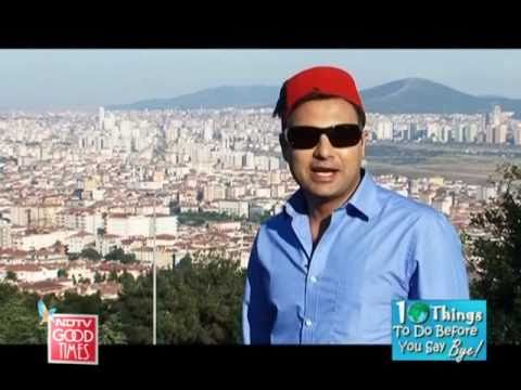 Visit Istanbul with Arun
