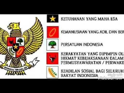 Pancasila adalah dasar negara Indonesia