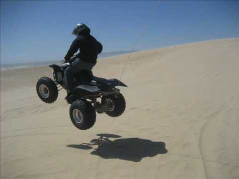 First Time Atv Riding At Pismo Beach