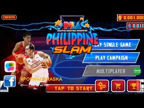 Philippine Slam! - Gameplay Trailer (iOS, Android)