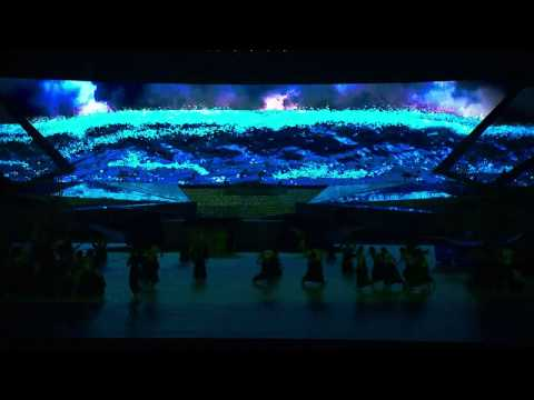 27th SEA GAMES MYANMAR 2013 - OPENING CEREMONY 2/2