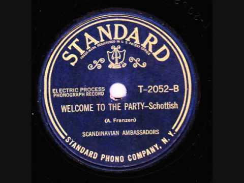 Welcome to the Party - schottish (Scandinavian Ambassadors)