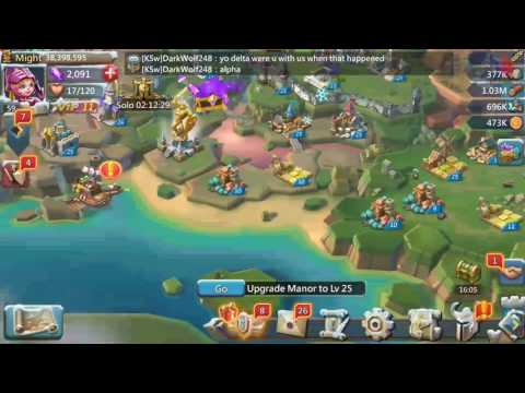 Lords Mobile: How To Counter Your Opponent!