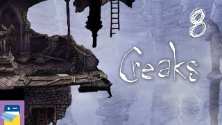 Creaks: iOS Apple Arcade Gameplay Walkthrough Part 8 (by Amanita Design)
