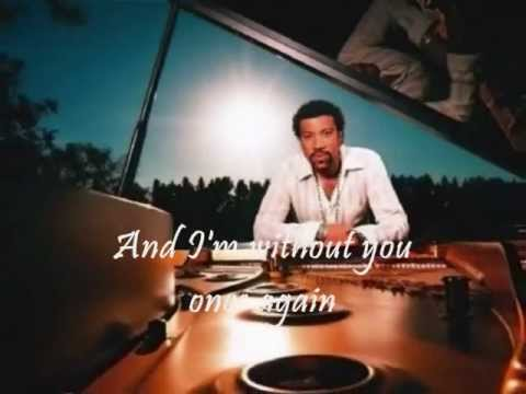 STILL by The Commodores/ Lionel Richie (with lyrics)