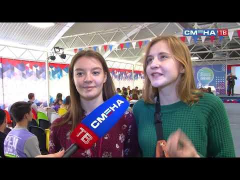 Для участников «Большого школьного пикника» прошла творческя встреча с актером Вадимом Андреевым