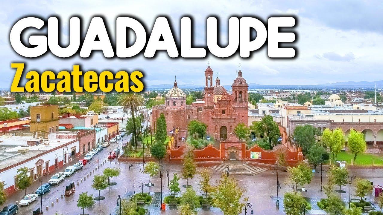 GUADALUPE, ZACATECAS Y Su Majestuoso Ex Convento, Patrimonio de la  Humanidad ft Brisa Colibrí - YouTube