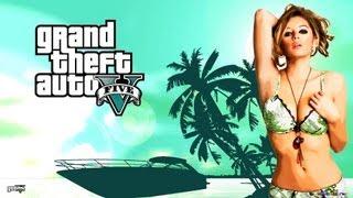 GTA 5 #01 - Grand Theft Auto V: A Segunda Meia Hora - XBox 360 / PS3 - 1080p (Pt Br)