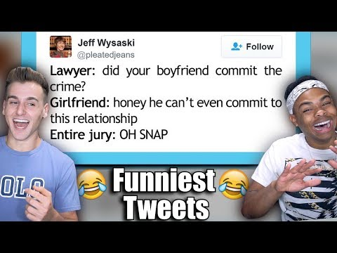 Funniest Tweets Ever Ft. DangMattSmith
