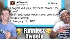 Funniest Tweets Ever Ft. DangMattSmith
